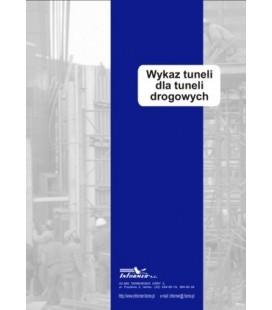 Wykaz tuneli dla przejść podziemnych W-PRZEJŚCIE