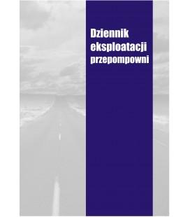 Dziennik eksploatacji przepompowni D-POMPA