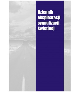 Dziennik eksploatacji sygnalizacji świetlnej D-SYGNAL