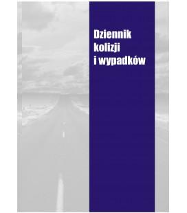 Dziennik kolizji i wypadków D-WYPADEK