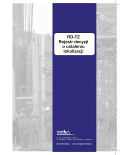 Rejestr decyzji o ustaleniu lokalizacji inwestycji celu publicznego na terenach zamkniętych RD-TZ